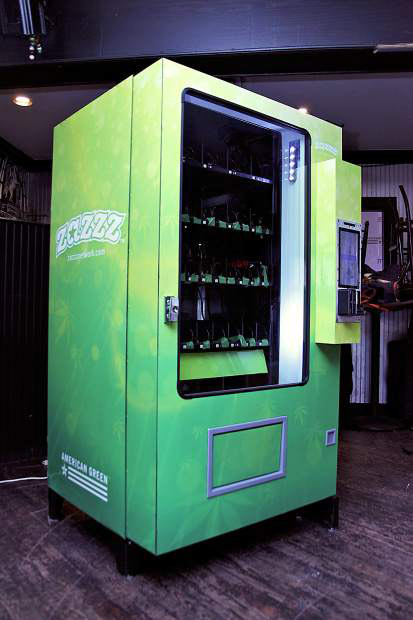 Landlord wants Colorado eatery evicted over pot vending machine