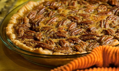 Video recipe: Infused pecan pie the perfect finish for a holiday feast