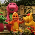 Barney and friends (AP)