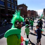 The 53rd annual St. Patrick's Day Parade happens March 14, starting at 9:30 a.m. at 19th and Wynkoop streets. (Craig F. Walker, Denver Post file)