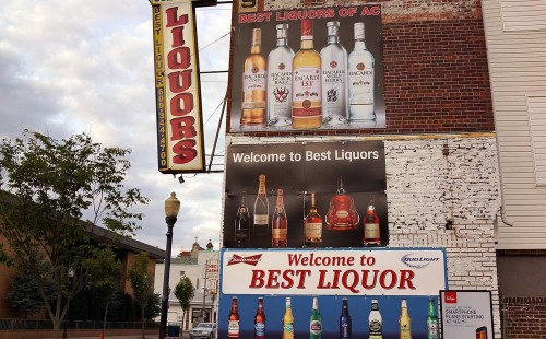 A liquor store in Atlantic City, N.J. (Spencer Platt, Getty Images file)