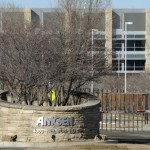 The Amgen property at 4000 Nelson Road in Longmont. (Lewis Geyer, Daily Camera file)