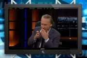 Bill Maher lit and smoked a joint on an episode of 'Real Time with Bill Maher' that aired Feb. 12, 2016. (HBO)