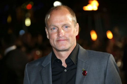 In a Nov. 5, 2015 file photo, Woody Harrelson poses for photographers upon arrival at the premiere of the film 'The Hunger Games Mockingjay Part 2', in London. Actor and marijuana advocate Harrelson was one of nearly 60 applicants to apply to open one of Hawaii's first medical marijuana dispensaries. Harrelson applied for a license in Honolulu County under his company, Simple Organic Living. The Hawaii Department of Health posted the list of 66 applications on its website Feb. 5, 2016. (Joel Ryan, Invision/AP)