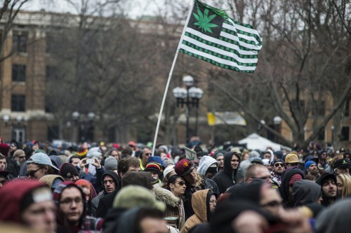hash bash at the university of michigan in 2016