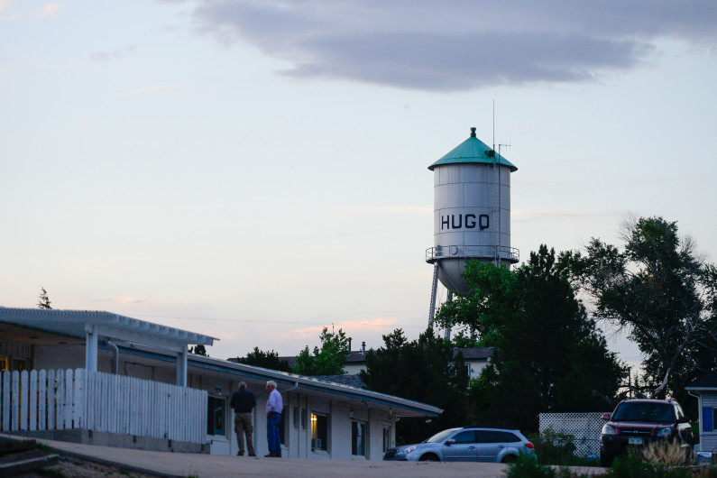 Hugo water: THC discovered in water in Hugo, CO
