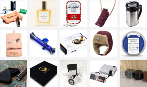 Cannabist 2016 gift guide