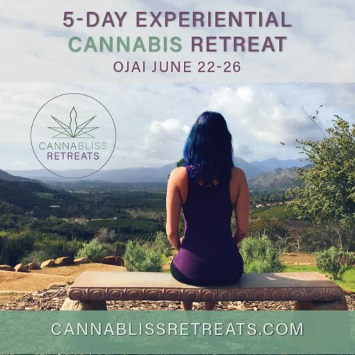 Cannabliss in Ojai, California